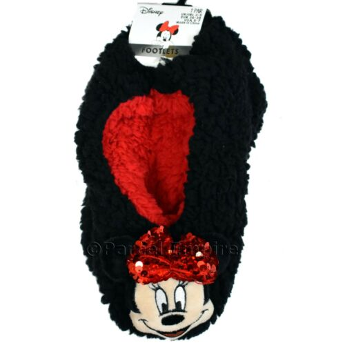 FOOTLETS Poncho Mickey HOODIE Slipper Pyjama Official Disney MINNIE MOUSE ROBE