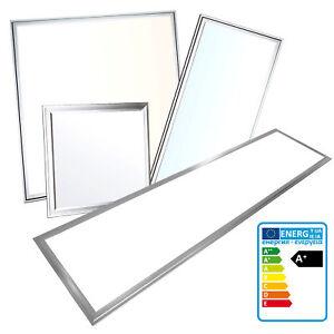 Panneau-LED-lampe-plafonnier-de-10-a-60W-luminaire-dimmable-encastre-suspension