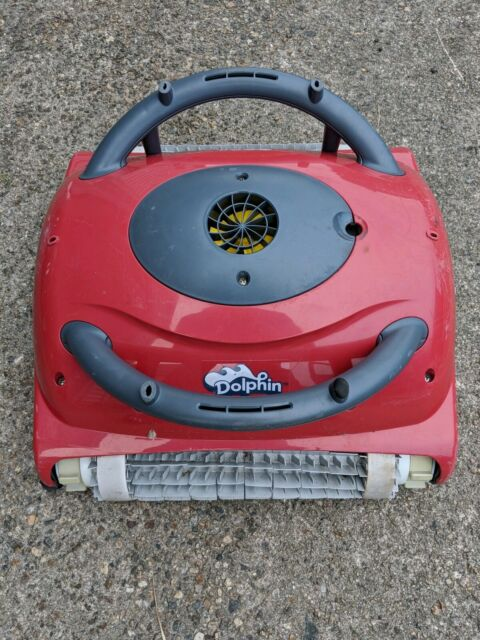 Endeavor Red Robotic Pool Cleaner