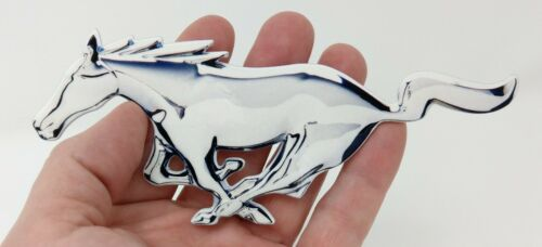Ford Licensed Ford Mustang Pony Heavy Duty Steel Metal Magnet