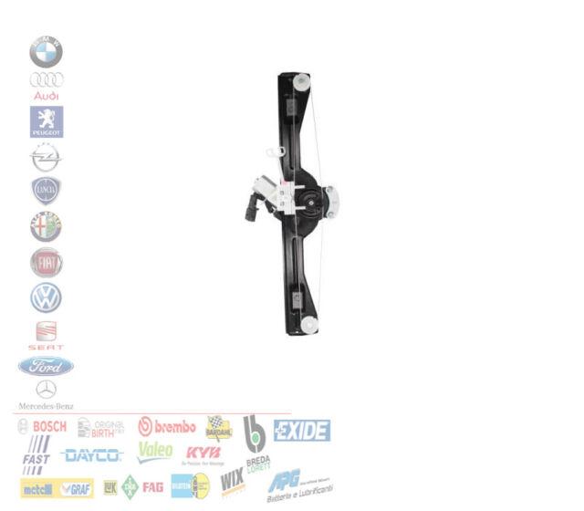 ALZAVETRO ALZACRISTALLI ELETTRICO ANTERIORE SX FIAT LINEA GRANDE PUNTO 199 1.3