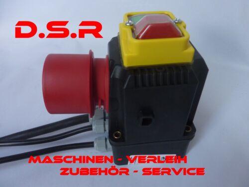 Art.Nr.402298 Lissmac Original Schalter für Bandsäge MBS Mauerbandsäge 380V