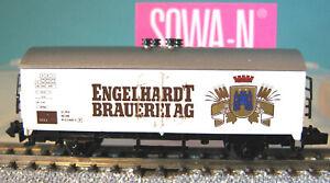 SOWA-N-1102-DB-Kuehlwagen-Bierwagen-Engelhardt-Brauerei-AG-Neu-OVP-M-1-160