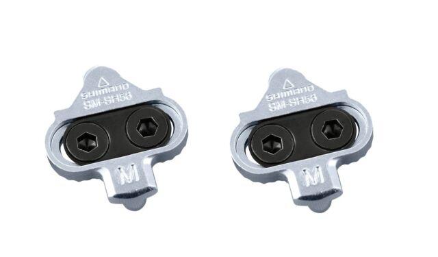 Schuhplatten Mtb Shimano SM- SH56 SPD ATB/spd CLEATS Shimano SM-SH56