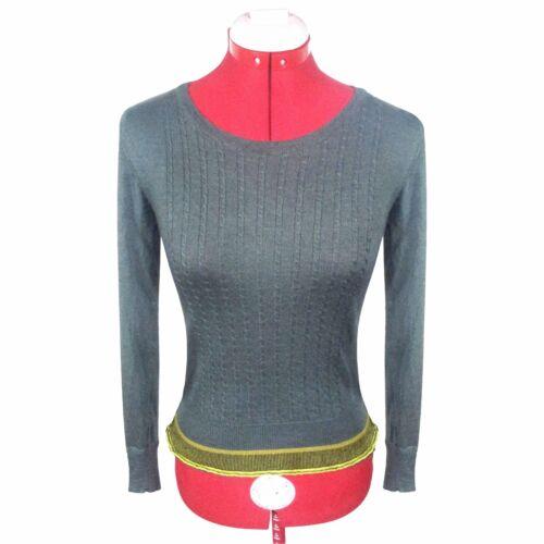Sz Kvinders Strik Sweater Cashmere Chloe S Bluse Grå Kvinder Størrelse pOwUZa