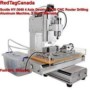 HY-3040-4-Axis-CNC-Aluninum-Router-Machine-for-Drilling-Milling-2-YRS-WARRANTY