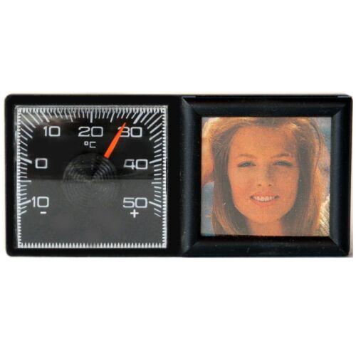 HR Art Thermometer Fotorahmen Bilderrahmen Vergiss mein nicht RICHTER 13292