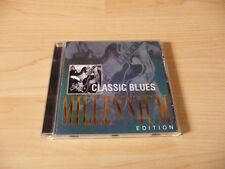 CD Classic Blues Millennium Edition: John Lee Hooker Muddy Waters Jimmy Withersp