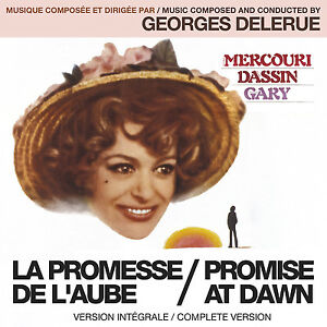 Georges-Delerue-La-Promesse-de-l-039-Aube-BOF-Promise-at-Dawn-OST