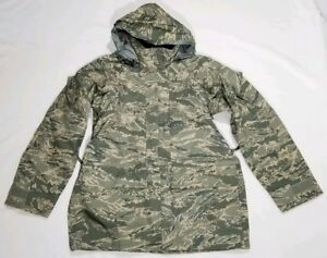 save off 147bc 494a8 Image is loading US-Air-Force-ABU-Gore-Tex-APECS-Parka-