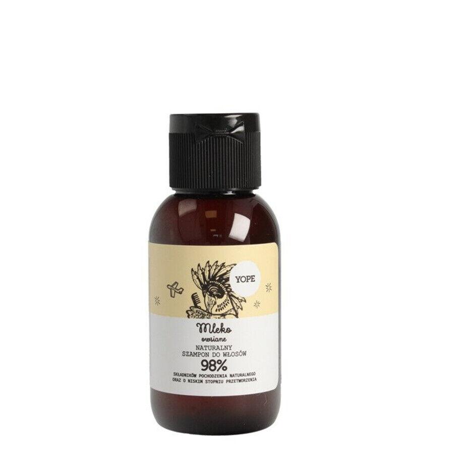 yope natürliche haar shampoo stärkung feuchtigkeitsspendenden 300ml  gewichtheber frei