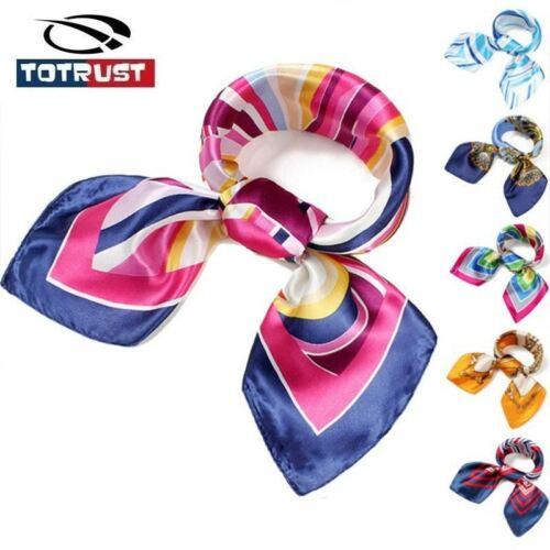 OCCUPAZIONE Cravatta per le donne 112 COLORI 2017 Magic raso, seta foulard da collo donna COMM