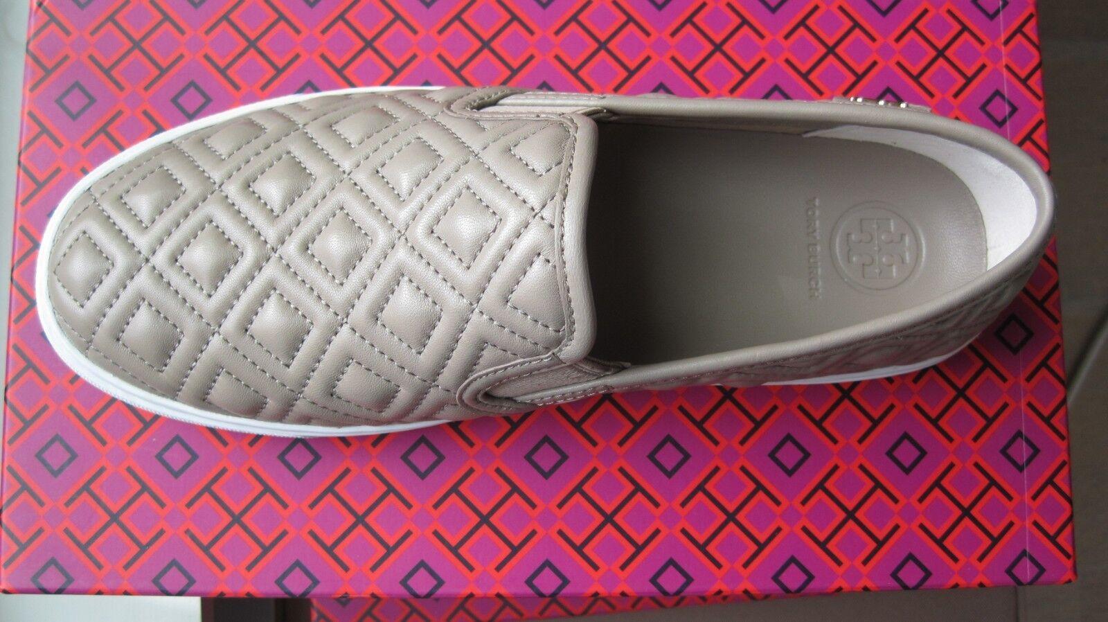 punto de venta Nueva Marca Tory Burch Jesse Jesse Jesse Acolchado Zapatillas Tamaño 8.5  cómodo