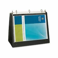 Business Source 1-inch Presentation Binder - Black 1 Inches Free Shipping