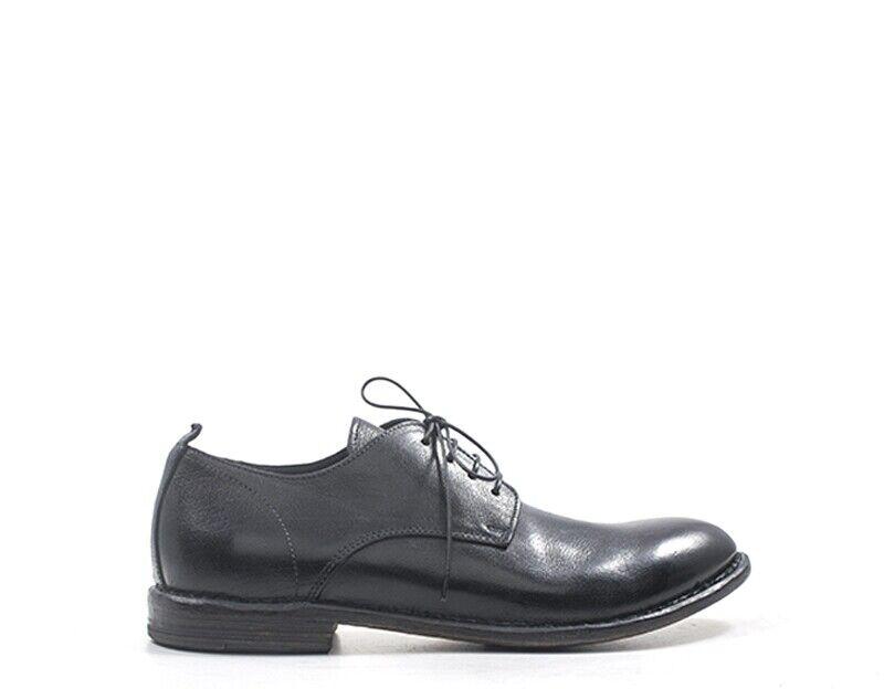 Zapatos MOMA Hombre negro Cuero natural 22901-OA