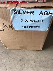 100 silver age  Boards  (Silver Age Comic Book) Ultra Pro / BCW