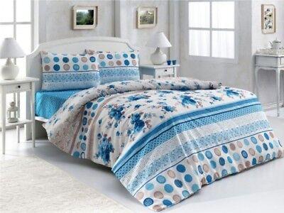 Möbel & Wohnen Bettwäsche Bettbezug Bettgarnitur Kissen Decke Bezug Nevresim Baumwolle Attraktive Mode Bettwäsche