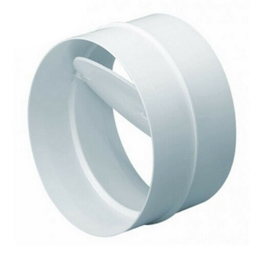 Valvola di non ritorno WinFlex PVC per Tubi di Ventilazione 100mm