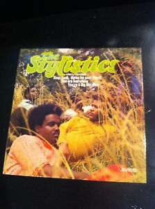NEW-CD-Album-The-Stylistics-Self-Titled-Mini-LP-Style-Card-Case