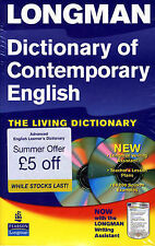 Longman Dictionary of Contemporary English: 4 Up-Date 2005 Summer-ExLibrary