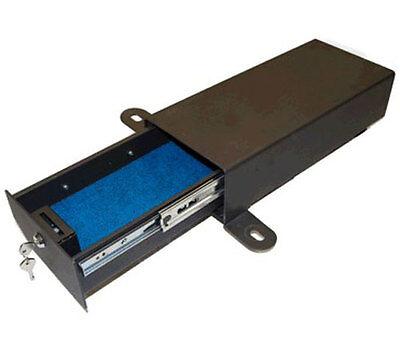 Bestop Driver Side Under Seat Locking Storage Box 42640-01