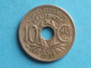 10 Centimes 1927 Petit Profit