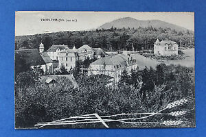 Tarjeta-Postal-Antigua-Tres-Orejas