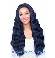 Midway Bobbi Boss Tr600 Gemma Natural Long Wave Look Synthetic Wig