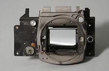 NIKKORMAT EL Spiegelkasten Ersatzteil Mirror Box Spare Part Nikomat Nikon