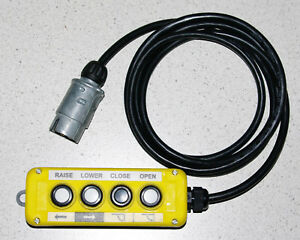 4-Button-Control-to-suit-Tieman-AHT-hydraulic-Tailgate-Tail-lift-Express-Post
