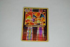 Pokemon XY Evolutions Charizard 2016 Reverse Holo Rare Card 11/108