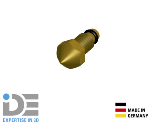 IDE Nozzle For Cubicon Single 3D Printer