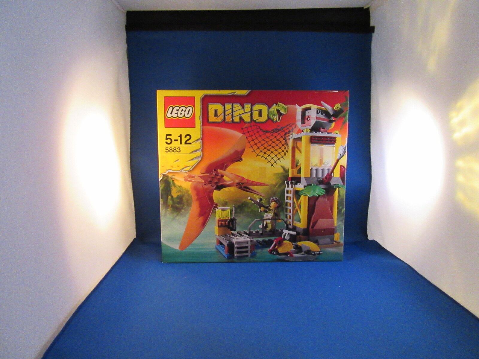 LEGO ® 5883 dino pteranodon toren