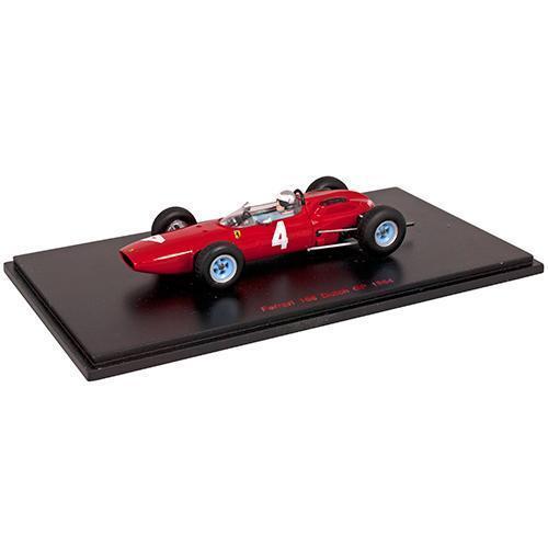 Red Line 1 43 1964 Ferrari 158 Dutch Grand Prix