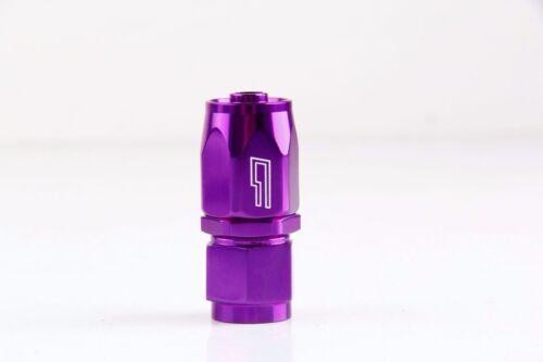 20AN Fitting Dash Twenty Straight 20AN PURPLE matches tial purple