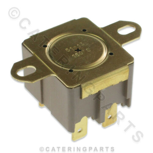 Parry Safety Cut Out type de contact Thermostat 160 ° C PANINI Contact Grill VCR6