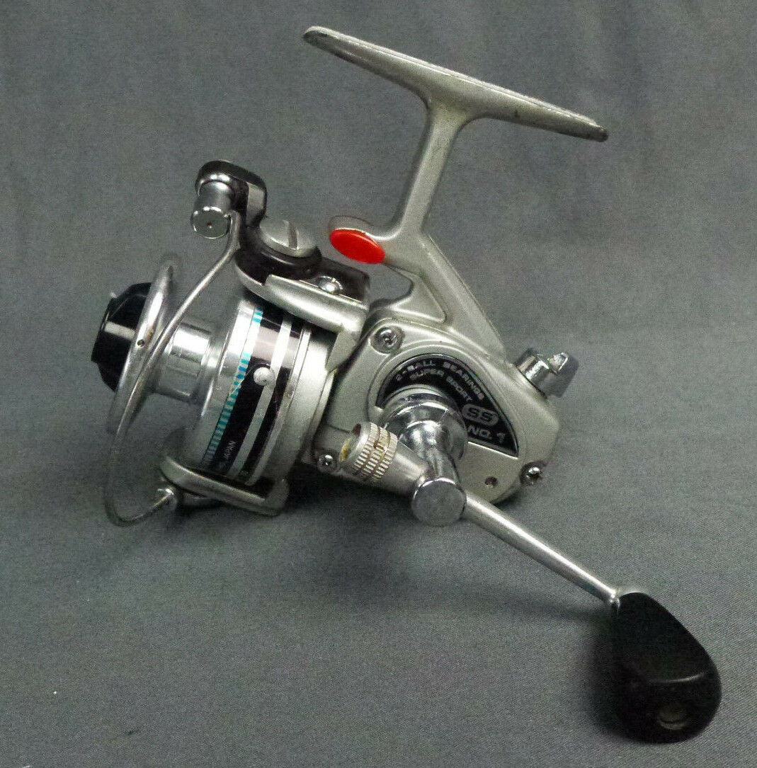 Used Daiwa Super Sport SS No. 1 Ultralight Spinning Reel - Made in Japan