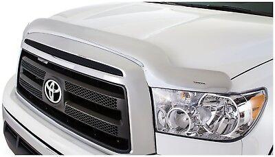 Stampede 2321-8 Chrome Hood Shield Bug Guard Protector 2007-2013 Toyota Tundra