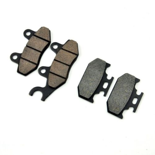 Front /& Rear Brake Pads for Suzuki DR250SHE 1991-1992 RM250 Champion 1989-1990