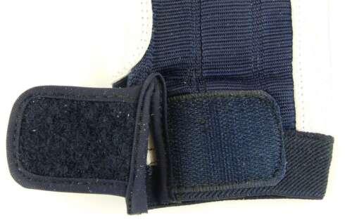 M Arbeitshandschuhe Rigger Gloves Gr 9 Roadie Bühnenbau Leder Handschuhe