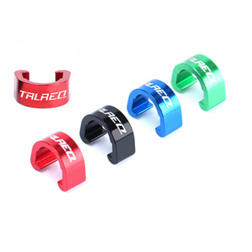 New 10 100pcs Bike C Type Buckle For MTB Disc Brake Cable Frame Line Pipe Clip