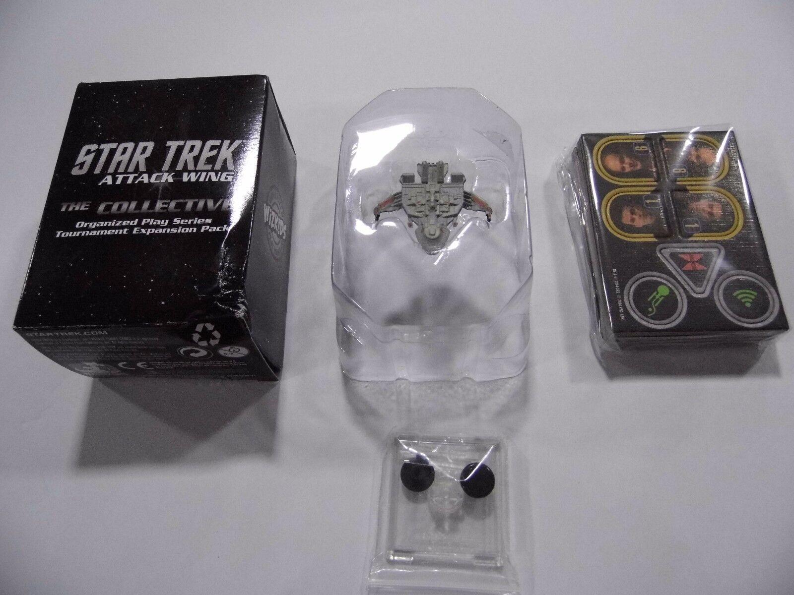 Estrella Trek Ataque Ala-el colectivo-Vivo-Wizkids