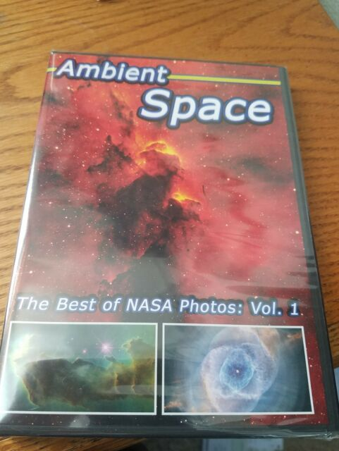 Ambient Space - The Best of NASA Photos: Volume 1 Outer Space (DVD, 2006)
