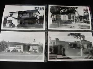 24-Coronado-California-CA-Lot-RPPC-Real-Photo-Postcard-House-Home-San-Diego-Home