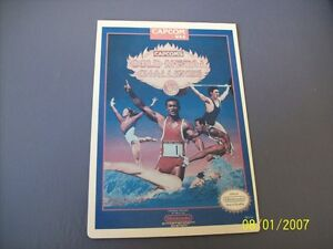 GOLD-MEDAL-CHALLENGE-92-NES-8-Bit-Nintendo-Vidpro-Card