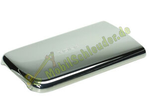 Akkudeckel-original-Nokia-6700-Classic-silver-gloss-Battery-Cover-Klappe-Deckel