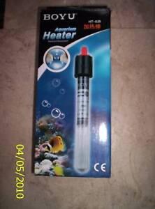 Well-Educated Riscaldatore Termoriscaldatore Per Acquario Da 25 W Boyu Ht 825 Fish & Aquariums