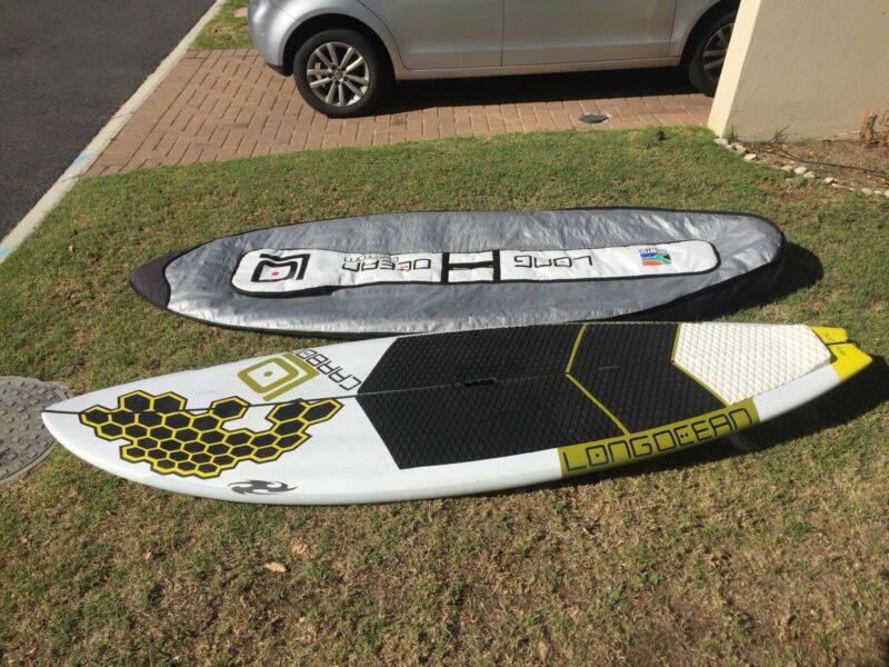 SUP - SUB CARBON Long Ocean 8 foot 1 inch length - 112 to 115L