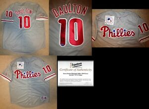 89a0f643c Image is loading DARREN-DAULTON-SIGNED-PHILLIES-AWAY-JERSEY-INSCRIBED-93-