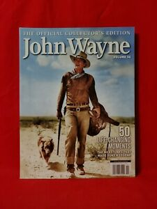 John Wayne The Official Collector S Edition Volume 36 2020 Topix Magazine New 55113571220 Ebay